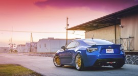 Subaru Brz Widescreen