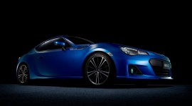 Subaru Brz High resolution