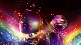 Daft Punk background