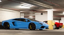 Lamborghini Aventador Wallpapers HQ