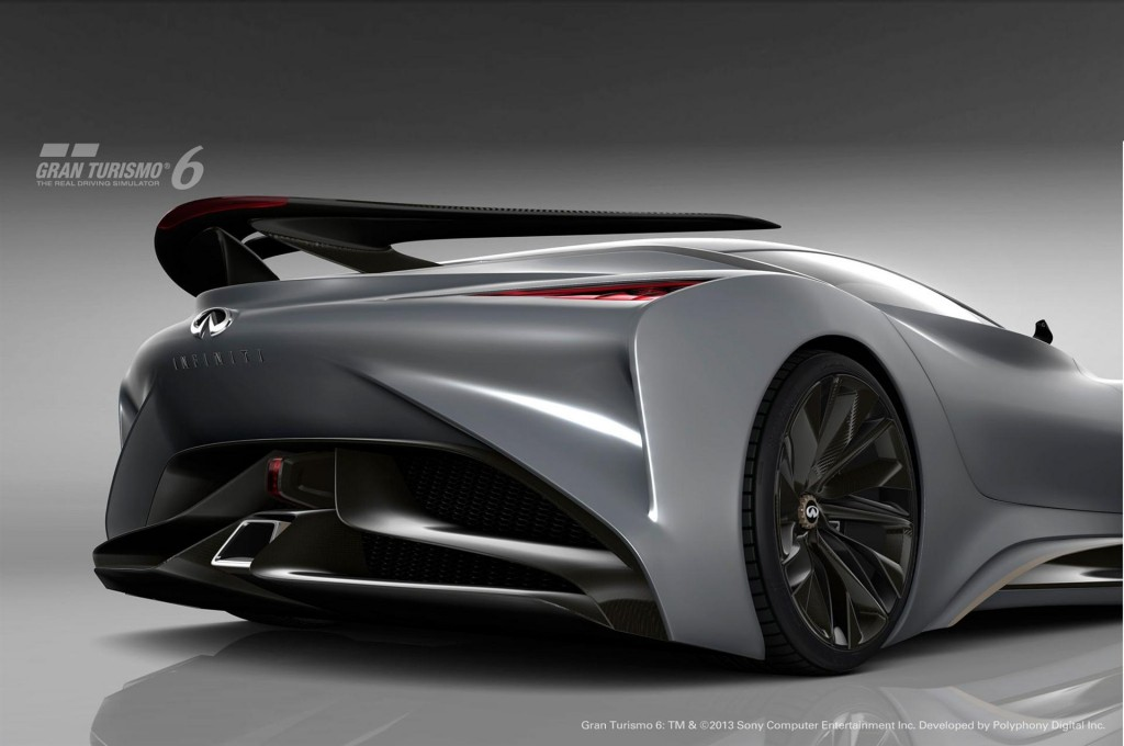 Infiniti Vision wallpapers HD
