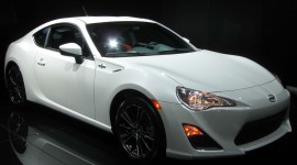 Toyota Scion Fr-S Wide wallpaper
