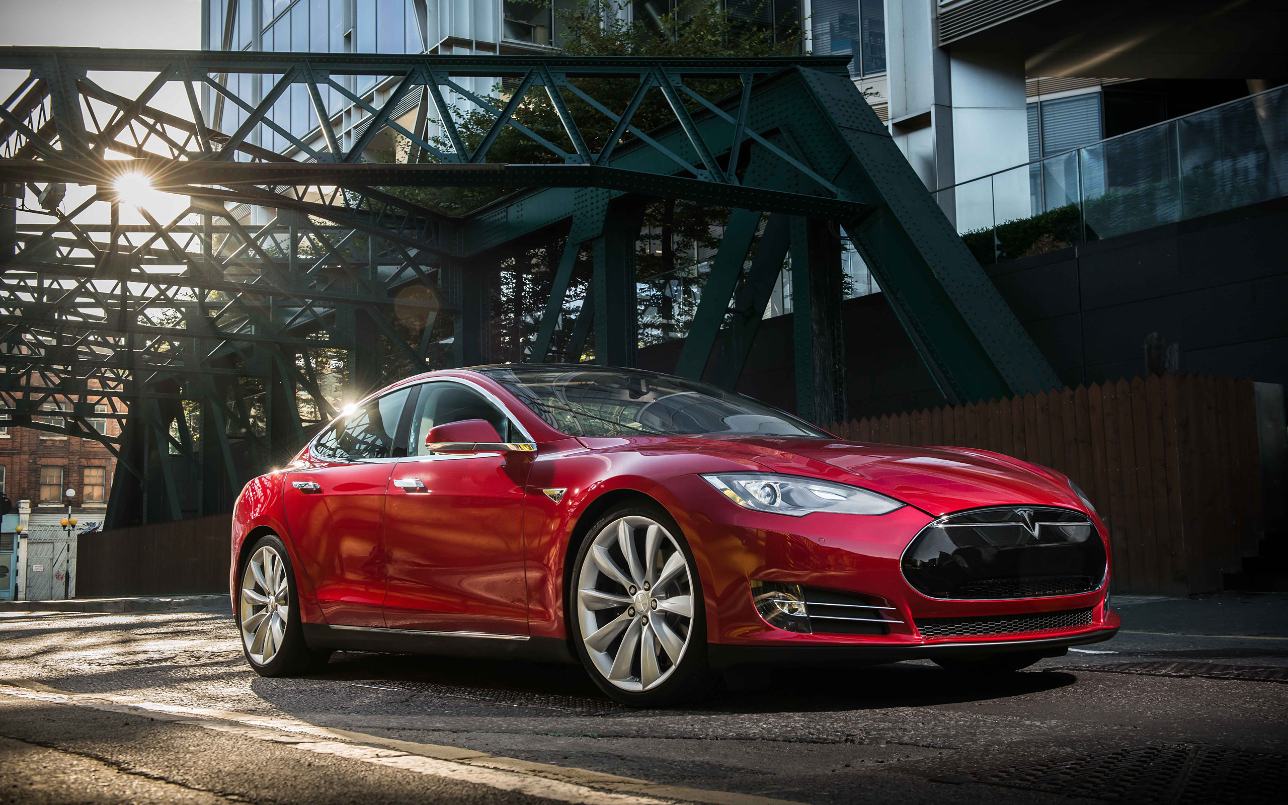 tesla model s wallpapers high quality download free. Black Bedroom Furniture Sets. Home Design Ideas