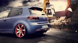 Volkswagen Golf for smartphone