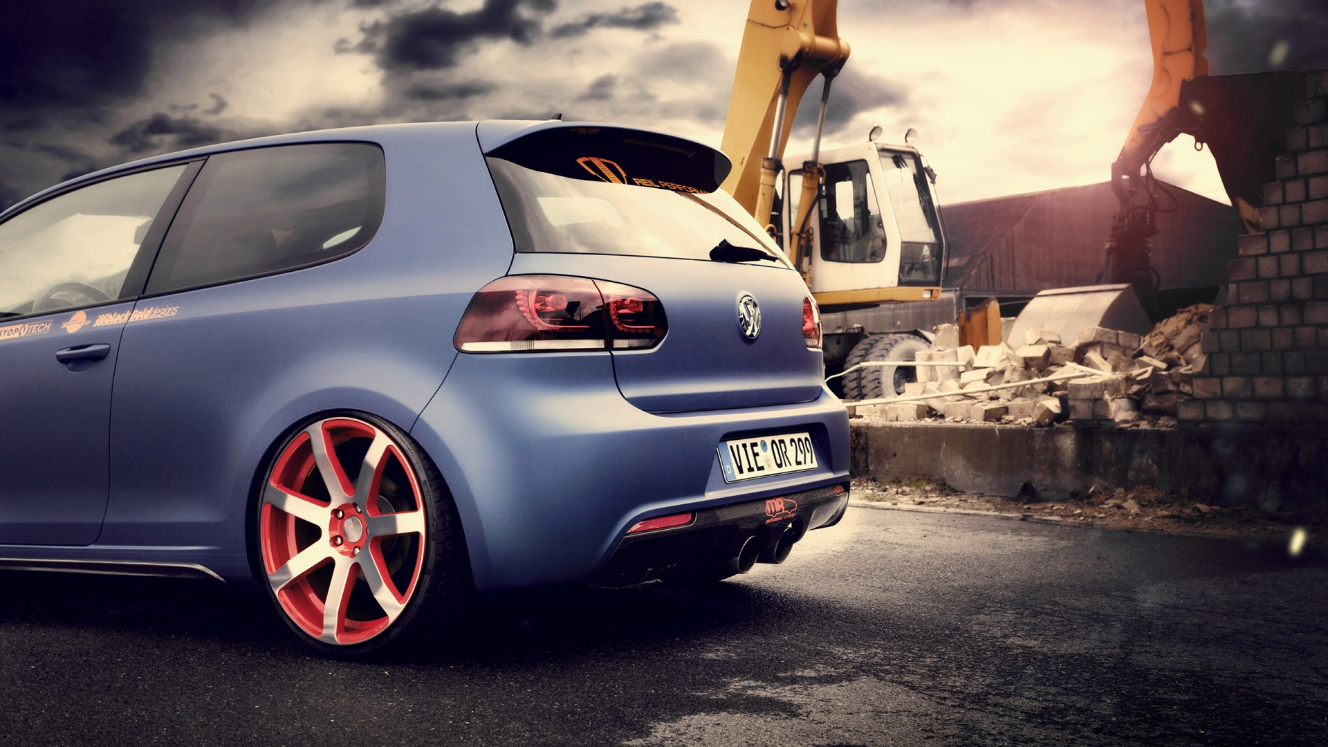 Best Wallpaper Gallery With Pc Wallpaper Volkswagen: Volkswagen Golf Wallpapers High Quality