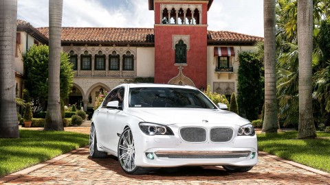 Bmw 7 Series wallpapers high quality
