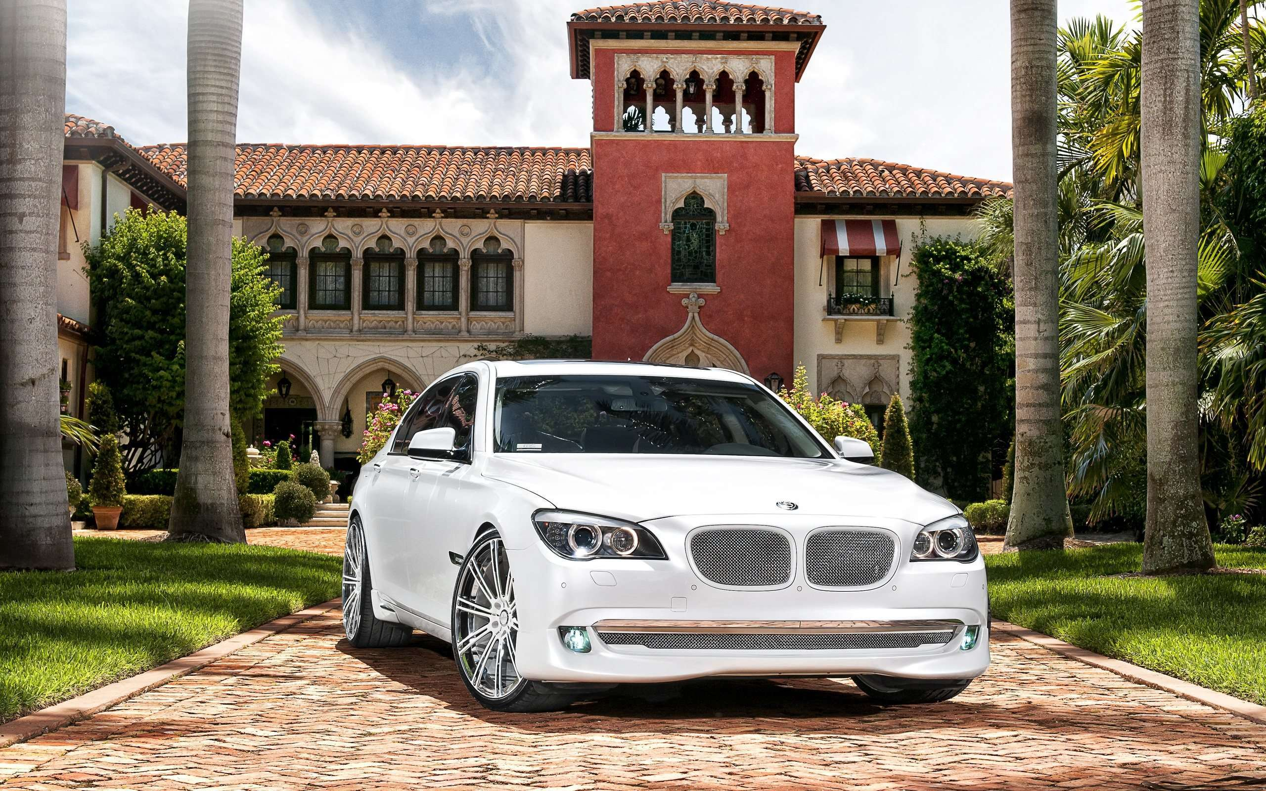 Bmw 7 Series Wallpapers High Quality Download Free