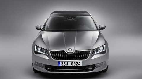 2015 Skoda Octavia wallpapers high quality