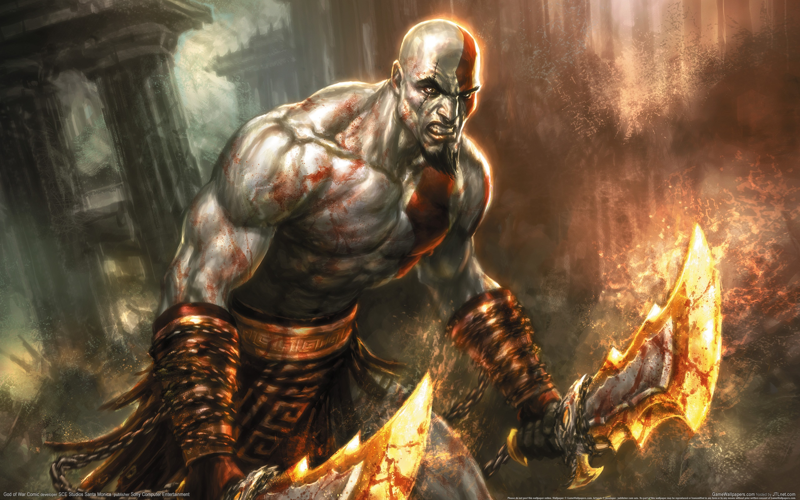 God Of War Wallpapers High Quality Download Free