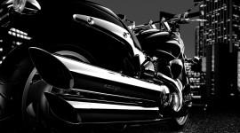 Harley Davidson 4K
