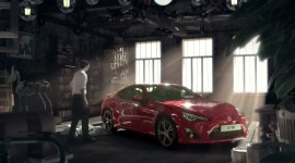 Toyota Gt 86 Full HD
