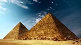 Pyramid Wide wallpaper