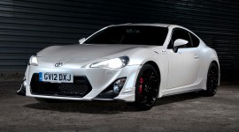 Toyota Gt 86 background