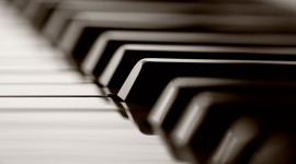 Piano Wide wallpaper