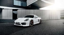 Porsche Cayman Photos