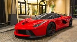 Ferrari Laferrari Iphone wallpapers