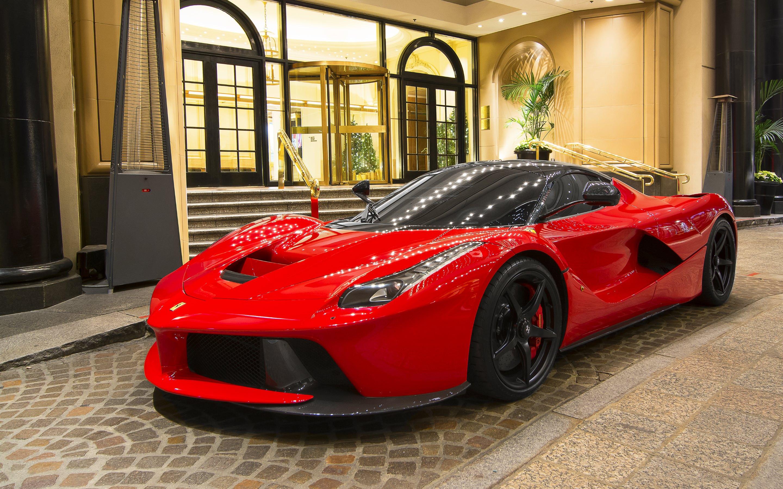 Ferrari Laferrari Wallpapers High Quality