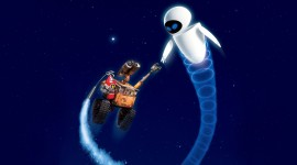 Wall-E HD Wallpaper