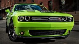 Dodge Challenger 2015 High resolution