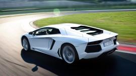 Lamborghini Aventador High resolution