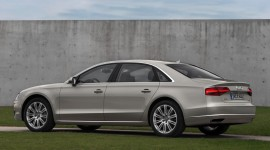 Audi A8 2015 Pictures