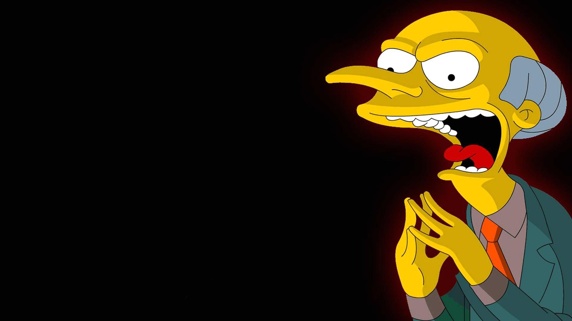 Симпсоны hd обои