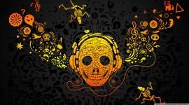 Music Art Wide wallpaper