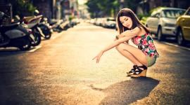 Asian Girl 4K
