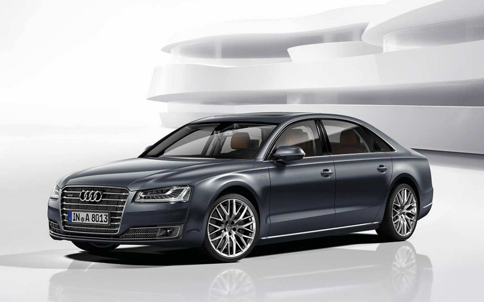 audi a8 2015 wallpapers high quality download free. Black Bedroom Furniture Sets. Home Design Ideas