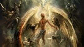 Angel HD Wallpaper