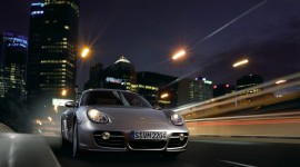 Porsche Cayman Widescreen