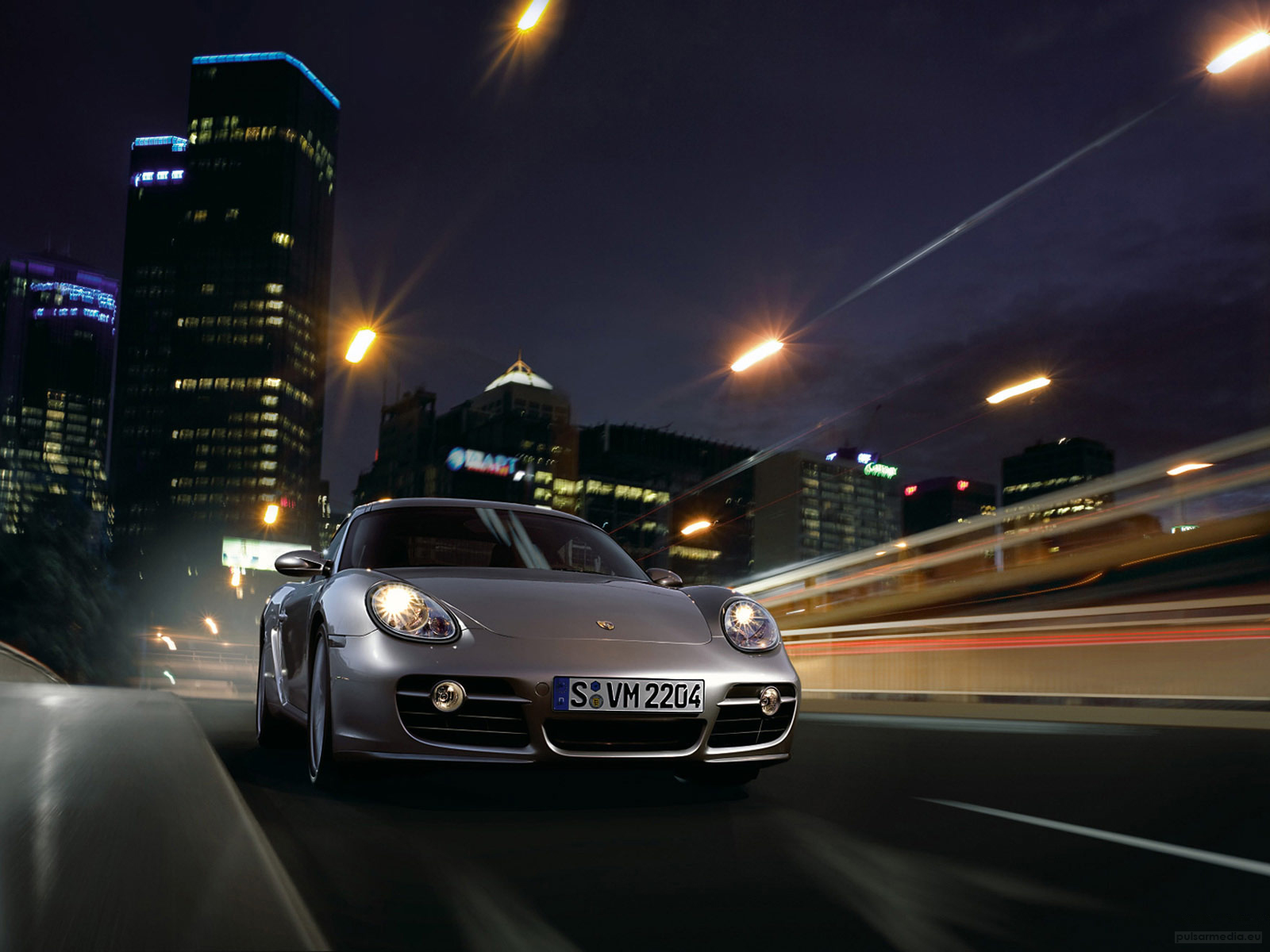 Cars Wallpapers: Porsche Cayman Wallpapers High Quality
