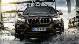 2015 Bmw X6 for android