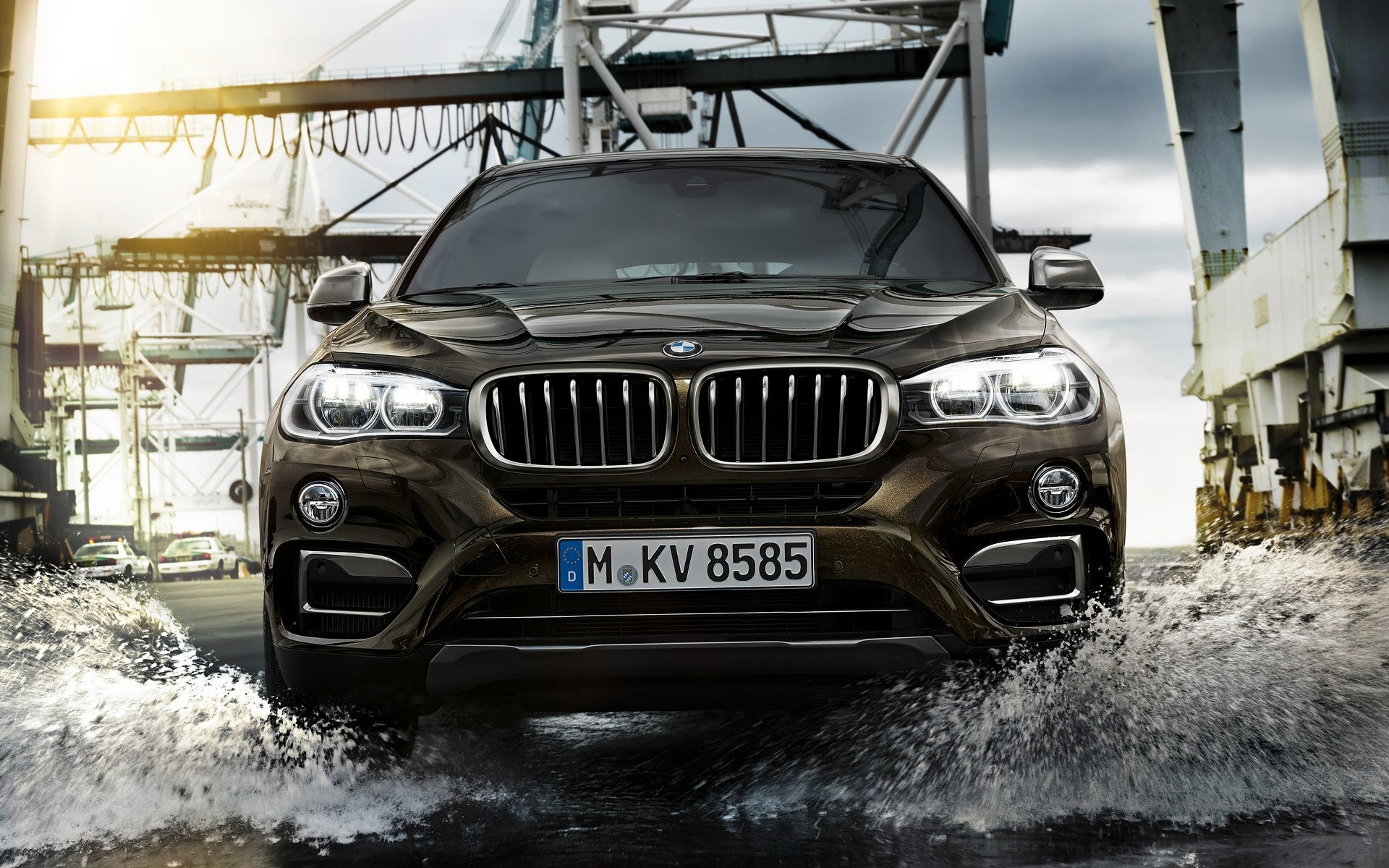 2015 Bmw X6 Wallpapers High Quality Download Free