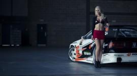 Mazda Rx 7 background