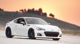 Subaru Brz HD Wallpaper
