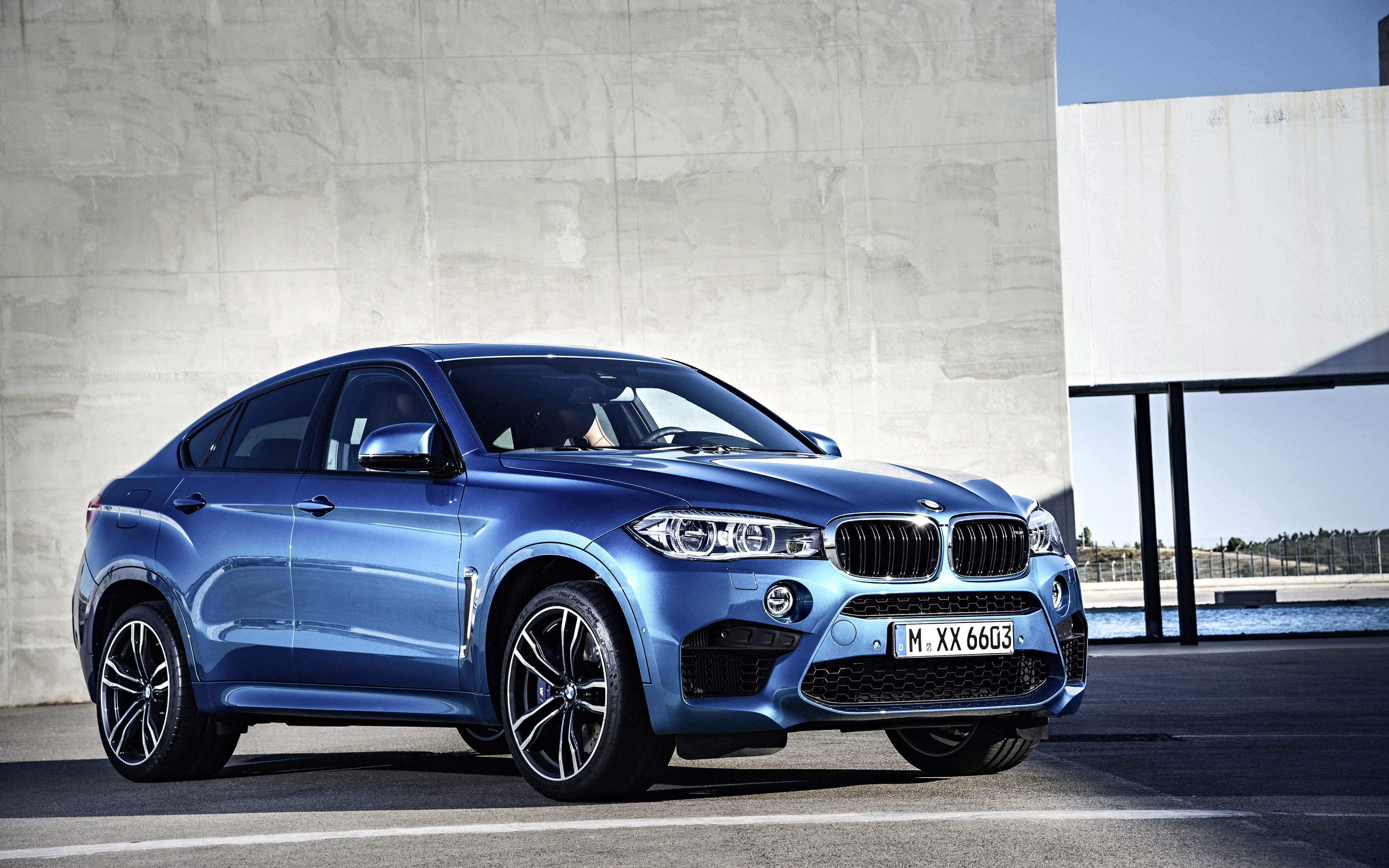2015 Bmw X6 Wallpapers High Quality | Download Free