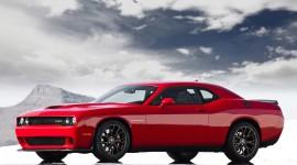 Dodge Challenger 2015 4K