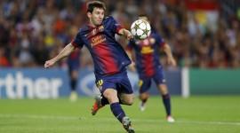 Lionel Messi 4K