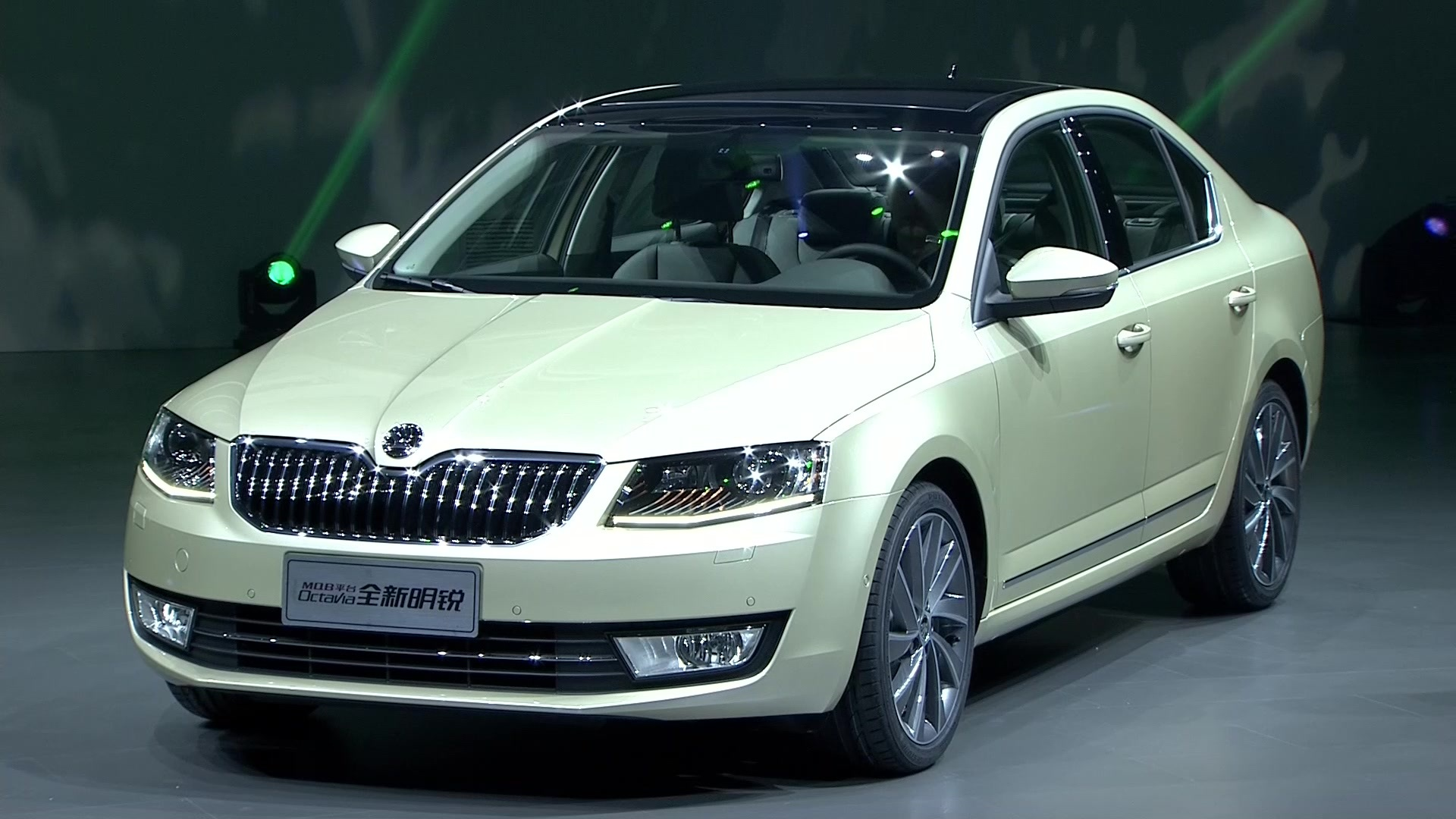 2015 skoda octavia wallpapers high quality download free. Black Bedroom Furniture Sets. Home Design Ideas