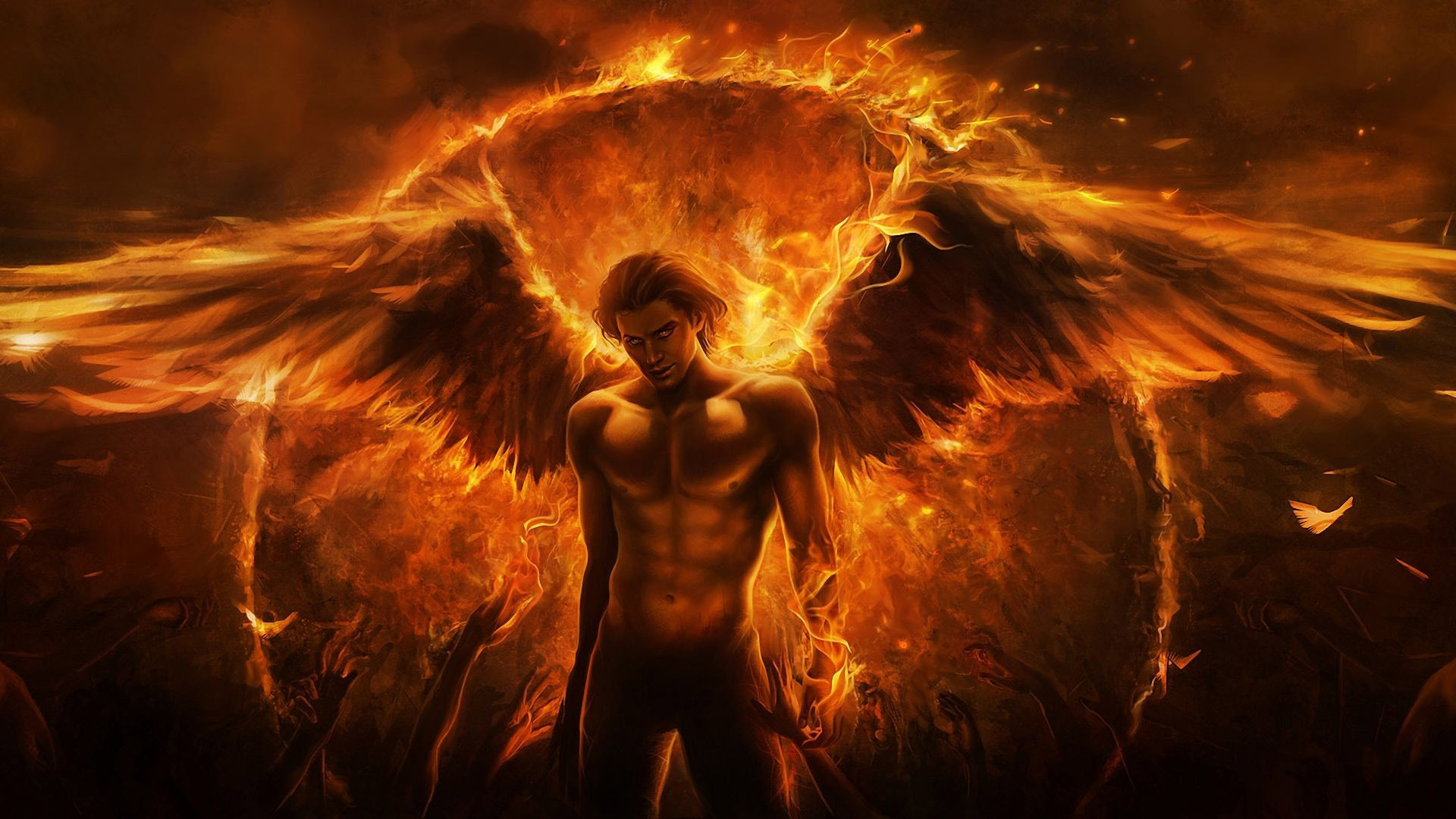 Hd Wallpapers Fantasy 79 Images: Angel Wallpapers High Quality