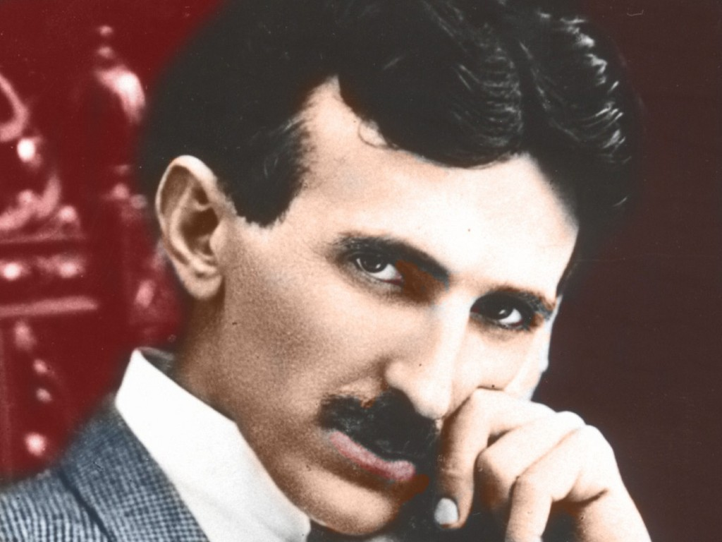 Nikola Tesla wallpapers HD