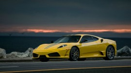 Ferrari F430 Scuderia HD Wallpaper