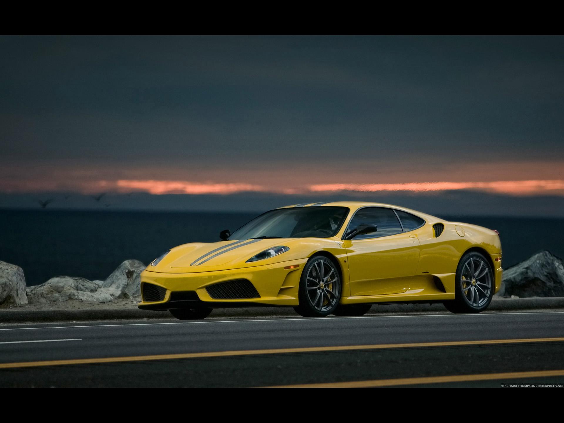 Scuderia Ferrari Wallpaper 4K
