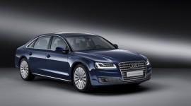 Audi A8 2015 4K