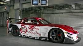Mazda Rx 7 4K