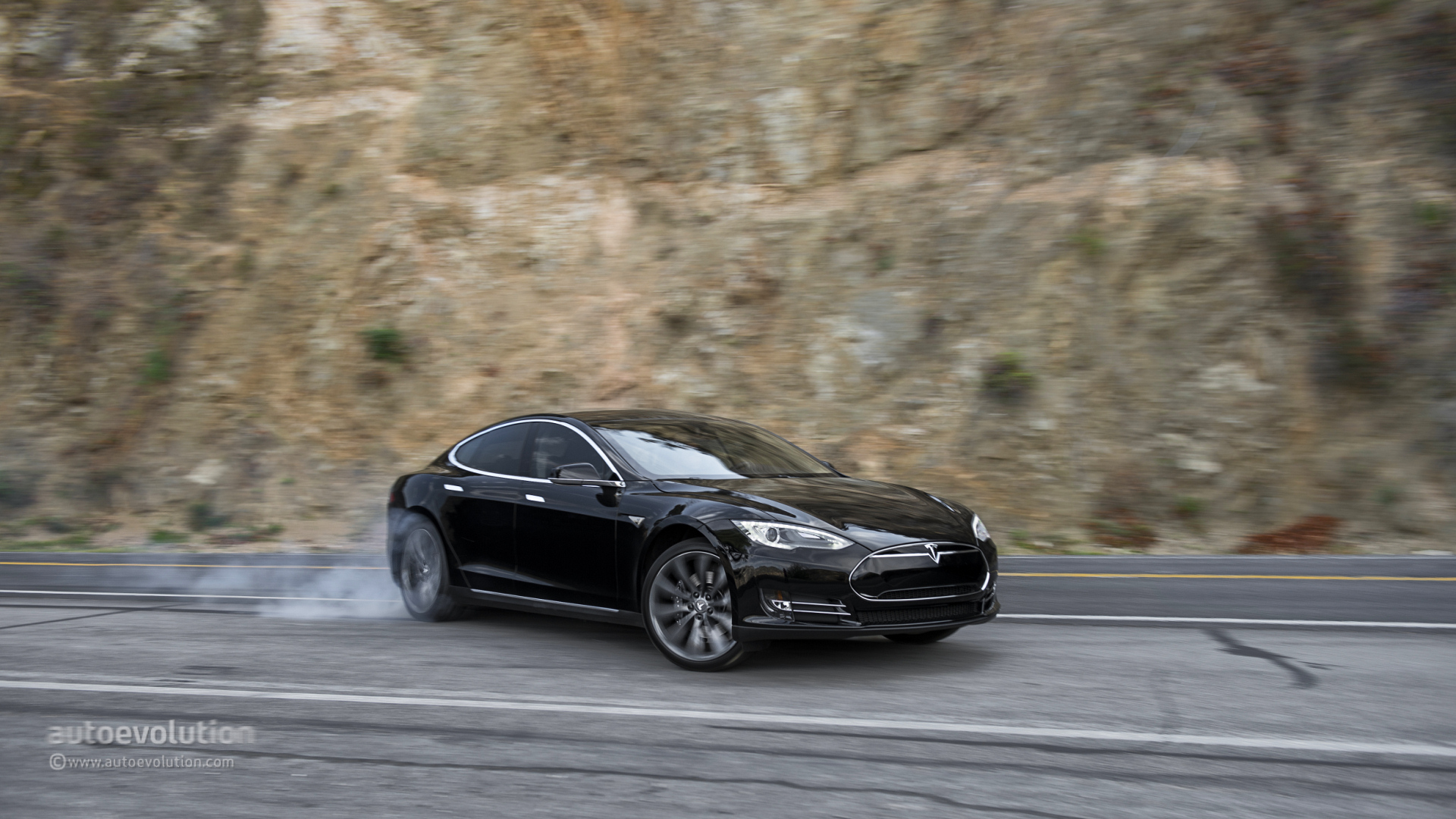 Tesla Model S High Resolution