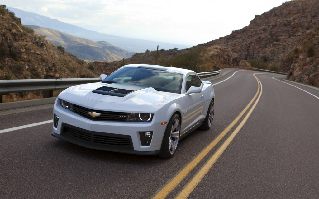 Chevrolet Camaro wallpapers HD