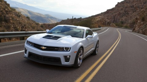 Chevrolet Camaro wallpapers high quality