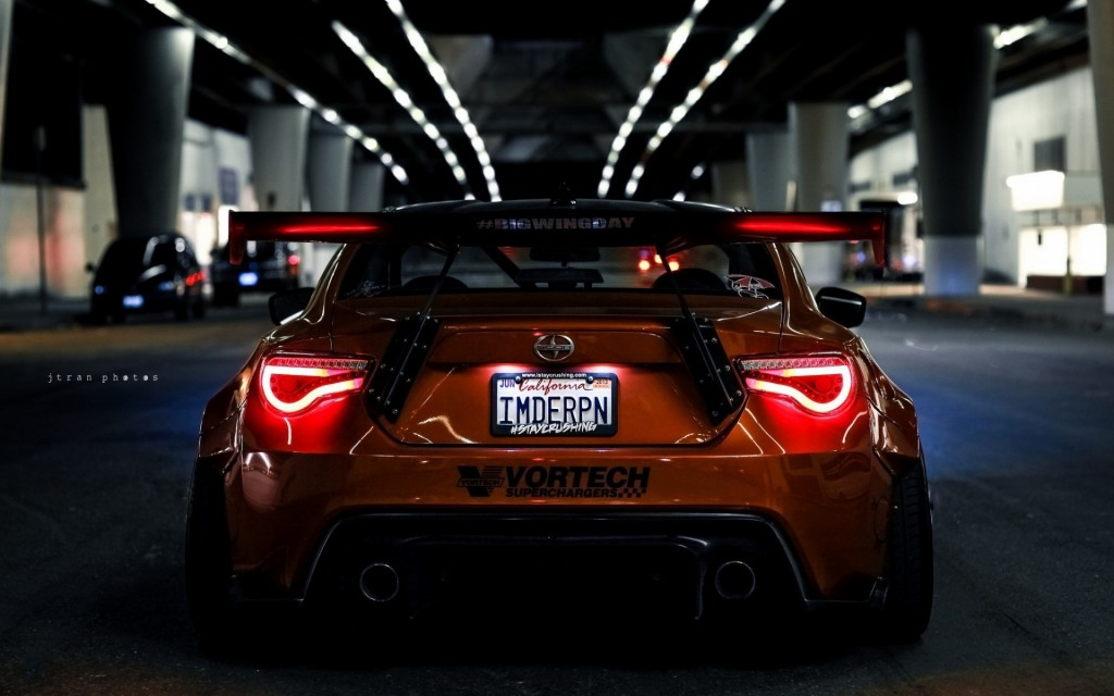 Toyota GT 86 wallpapers HD
